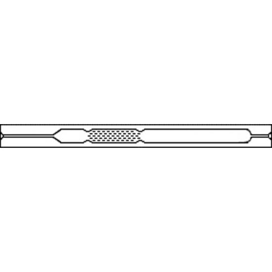 Split/Splitless, Double Taper FocusLiner with wool