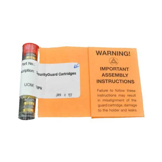 Erős kationcserélő (SCX) sztenderd védőkolonnák